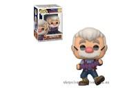 Disney Pinocchio Geppetto Pop! Vinyl Clearance Sale
