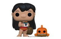 Lilo & Stitch Lilo with Pudge Funko Pop! Vinyl Clearance Sale
