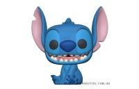 Lilo & Stitch Sitting Stitch 10-Inch Pop! Vinyl Figure Clearance Sale