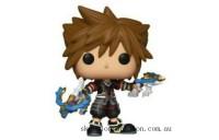 Disney Kingdom Hearts 3 Sora with Dual Blasters EXC Funko Pop! Vinyl Clearance Sale