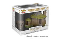Harry Potter Hagrid's Hut with Fang Funko Pop! Town Clearance Sale