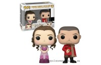 Harry Potter Hermione and Krum 2-Pack EXC Pop! Vinyl Clearance Sale