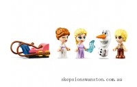 Clearance Lego Anna and Elsa's Storybook Adventures