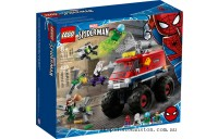 Discounted Lego Spider-Man's Monster Truck vs. Mysterio