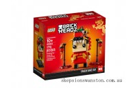 Clearance Lego Dragon Dance Guy