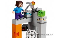 """Discounted Lego The """"Abandoned"""" Mine"""