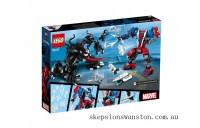 Discounted Lego Spider Mech vs. Venom