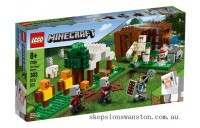 Hot Sale Lego The Pillager Outpost