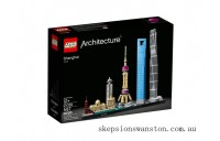 Discounted Lego Architecture Shanghai
