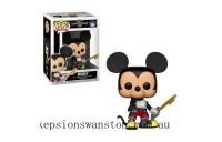 Kingdom Hearts 3 Mickey Funko Pop! Vinyl Clearance Sale