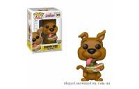 Scooby Doo - Scooby Doo w/ Sandwich Animation Funko Pop! Vinyl Clearance Sale