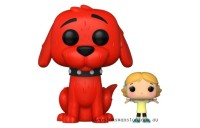 Clifford with Emily Pop! Vinyl Figure Clearance Sale