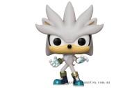 Sonic 30th Silver the Hedgehog Pop! Vinyl Figure Clearance Sale