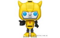 Transformers Bumblebee Funko Pop! Vinyl Clearance Sale
