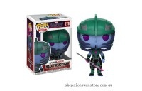 Guardians of the Galaxy Tell Tales Hala the Accuser Funko Pop! Vinyl Clearance Sale
