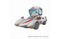 Speed Racer Speed with Mach 5 Funko Funko Pop! Ride Clearance Sale