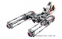 Clearance Lego Resistance Y-Wing Starfighter™