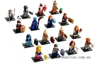 Clearance Lego HarryPotter™Series 2