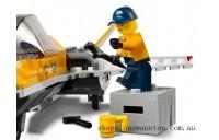Genuine Lego Airshow Jet Transporter