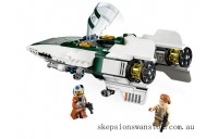 Hot Sale Lego Resistance A-Wing Starfighter™