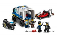 Clearance Lego Police Prisoner Transport
