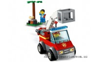 Clearance Lego Barbecue Burn Out