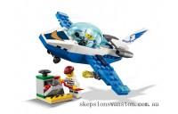 Hot Sale Lego Sky Police Jet Patrol