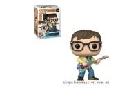 Pop! Rocks Weezer Rivers Cuomo Funko Pop! Vinyl Clearance Sale