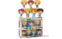 Pop! Rocks BTS 7-Pack EXC Funko Pop! Vinyl Clearance Sale