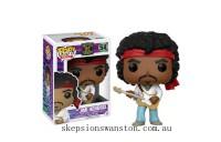 Pop! Rocks Jimi Hendrix Woodstock Funko Pop! Vinyl Clearance Sale