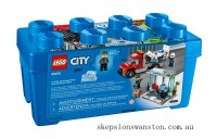 Outlet Sale Lego Police Brick Box