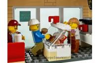 Hot Sale Lego Donut Shop Opening