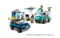 Clearance Lego Service Station