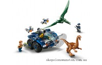 Hot Sale Lego Gallimimus and Pteranodon Breakout