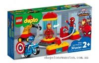 Genuine Lego Super Heroes Lab
