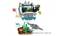 Clearance Lego Diving Yacht