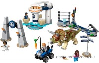 Hot Sale Lego Triceratops Rampage