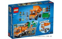 Outlet Sale Lego Garbage Truck