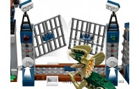 Clearance Lego Dilophosaurus Outpost Attack