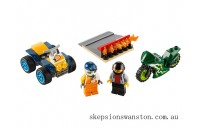 Discounted Lego Stunt Team