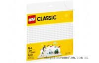 Hot Sale Lego White Baseplate
