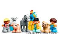 Outlet Sale Lego Barn, Tractor & Farm Animal Care