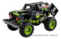 Discounted Lego Monster Jam®  Grave Digger®