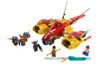 Outlet Sale Lego Monkie Kid's Cloud Jet