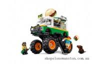 Outlet Sale Lego Monster Burger Truck