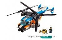 Clearance Lego Twin-Rotor Helicopter