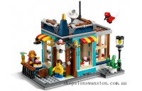 Genuine Lego Townhouse Toy Store