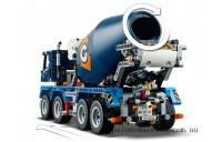 Discounted Lego Concrete Mixer Truck