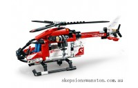 Genuine Lego Rescue Helicopter