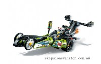 Discounted Lego Dragster